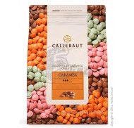 """Шоколад молочный со вкусом карамели """"Callebaut Caramel"""" фото цена"""