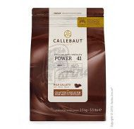 Шоколад молочный Callebaut Power 41 какао 40,7%