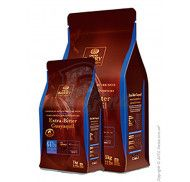 Шоколад экстра-горький GUAYAQUIL 64% Cacao Barry фото цена