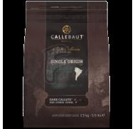 Шоколад темный Callebaut Ecuador 70,4% какао фото цена