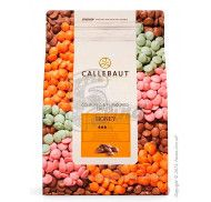 """Шоколад молочный со вкусом меда """"Callebaut Honey"""" фото цена"""