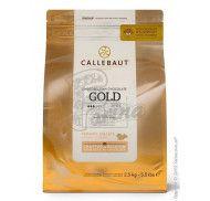 Шоколад GOLD Callebaut  30,4% какао фото цена