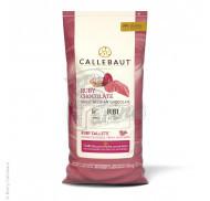 Шоколад Callebaut Ruby RB1 10 кг фото цена