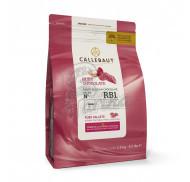 Шоколад Callebaut Ruby RB1 1 кг