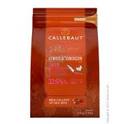 Шоколад молочный Callebaut Java 32,6% какао фото цена