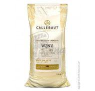 Шоколад белый Callebaut  W2 28% какао фото цена