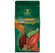 Шоколад молочний кувертюр ALUNGA™ 41% 1 кг фото цена
