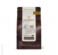 """Шоколад черный """"Callebaut Select"""" 54,5% какао, каллеты, 1 кг Original Pack фото цена"""