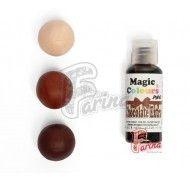 Гелевый краситель Magic Colours Pro 32гр - Шоколадный фото цена