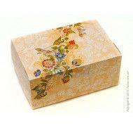 "Коробка на 2 кекса ""Орнамент"" фото цена"