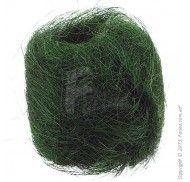 Растительное волокно Сизаль, цвет хаки 40г фото цена