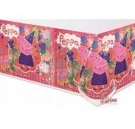 Праздничная скатерть Свинка Пеппа 180х108 см.