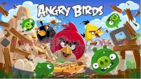 Картинка Agry Birds №7< фото цена