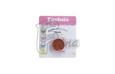 Блестящая пыльца Magic Colours Lustre Dust -7мл-Розовый Искристый< фото цена