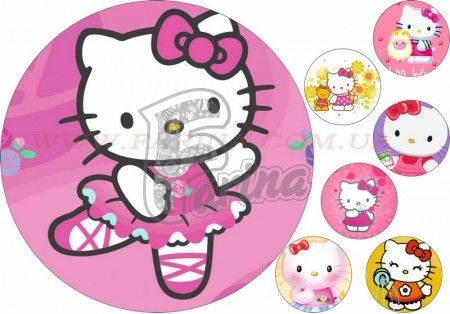 Картинка Hello Kitty №1< фото цена