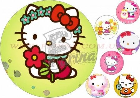 Картинка Hello Kitty №3< фото цена