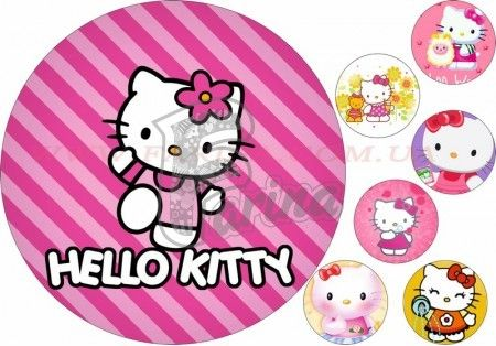 Картинка Hello Kitty №5< фото цена