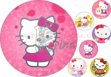 Картинка Hello Kitty №6< фото цена