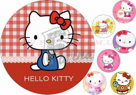 Картинка Hello Kitty №8< фото цена