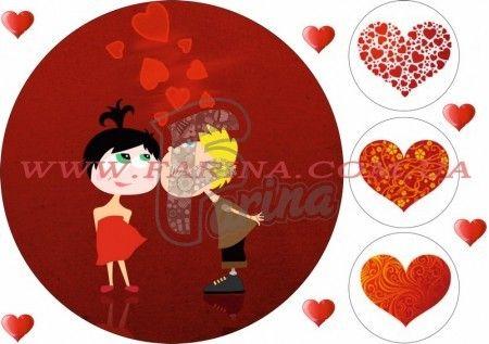 Картинка День Святого Валентина №13< фото цена