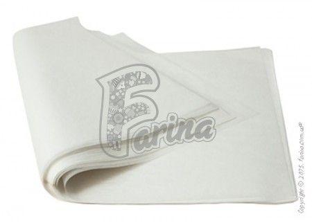 Пергамент двусторонний силиконизированный 400*600 (100 листов)< фото цена