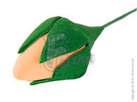 Фигурка Бутон розы маленький< фото цена