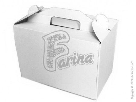 Коробка для упаковки  кейк- попсов 140х245х175 мм 1 шт.< фото цена