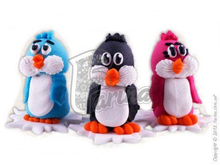Набор фигурок &quot;Пингвины&quot;< фото цена
