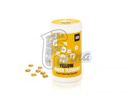 Краситель Power Flowers Azo желтый 5г< фото цена