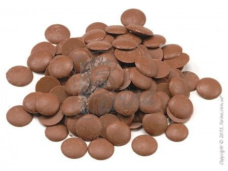 Кондитерский молочный шоколад 36%, Natra Cacao, 100 гр Испания< фото цена