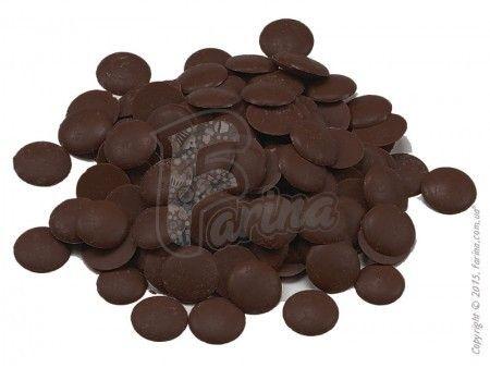 Кондитерский черный шоколад 80,5% Natra Cacao, 100 гр Испания< фото цена