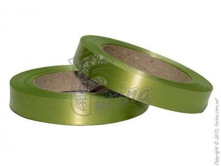 Декоративная лента Dolce 2x100 без рисунка оливковая< фото цена