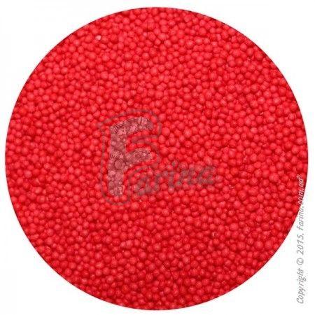 Посыпка Нонпарель красная 1 мм 50 г.< фото цена