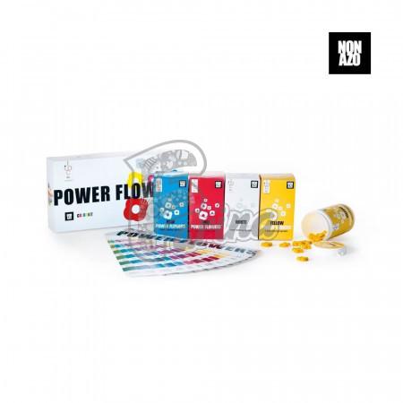 Краситель жирорастворимый Power Flower Discov Box non Azo 4х 50g< фото цена