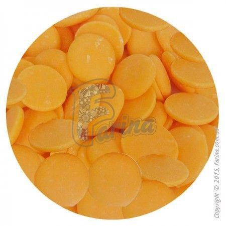 Глазурь кондитерская оранжевая (Апельсин)< фото цена