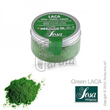 Пищевой жирорастворимый порошковый краситель Зеленый 30г< фото цена