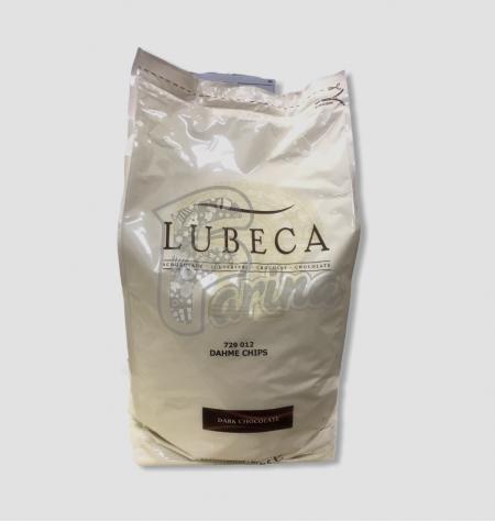 Шоколад темный кувертюр Lubeca DAHME 60% 1 кг< фото цена