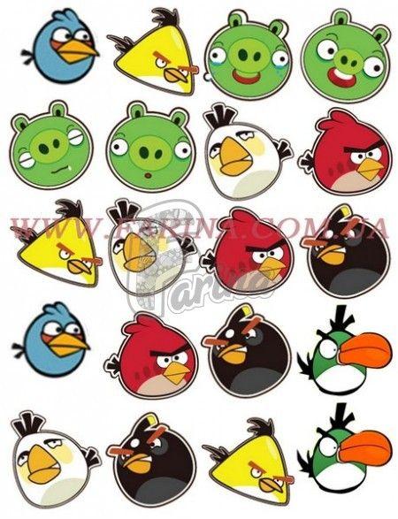 Картинка Agry Birds №5< фото цена