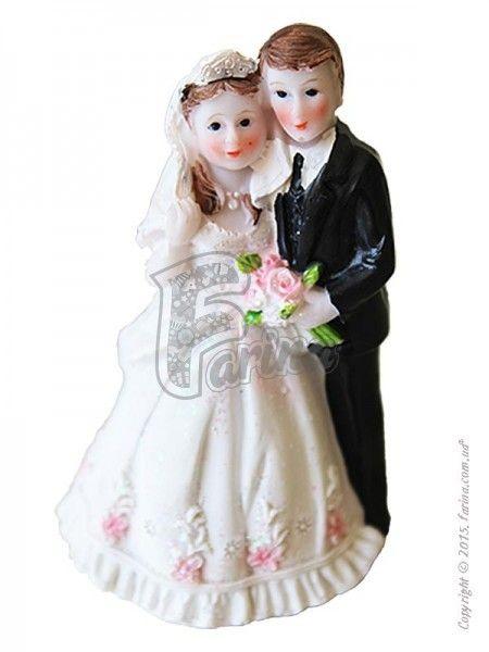 Свадебные фигурки жениха и невесты 9 см 1200С< фото цена