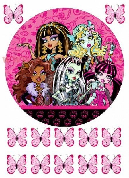 Картинка Monster High №6< фото цена