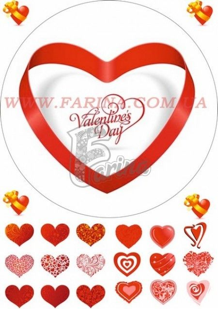 Картинка День Святого Валентина №1< фото цена