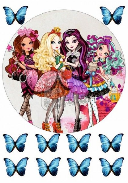 Картинка Monster High №3< фото цена